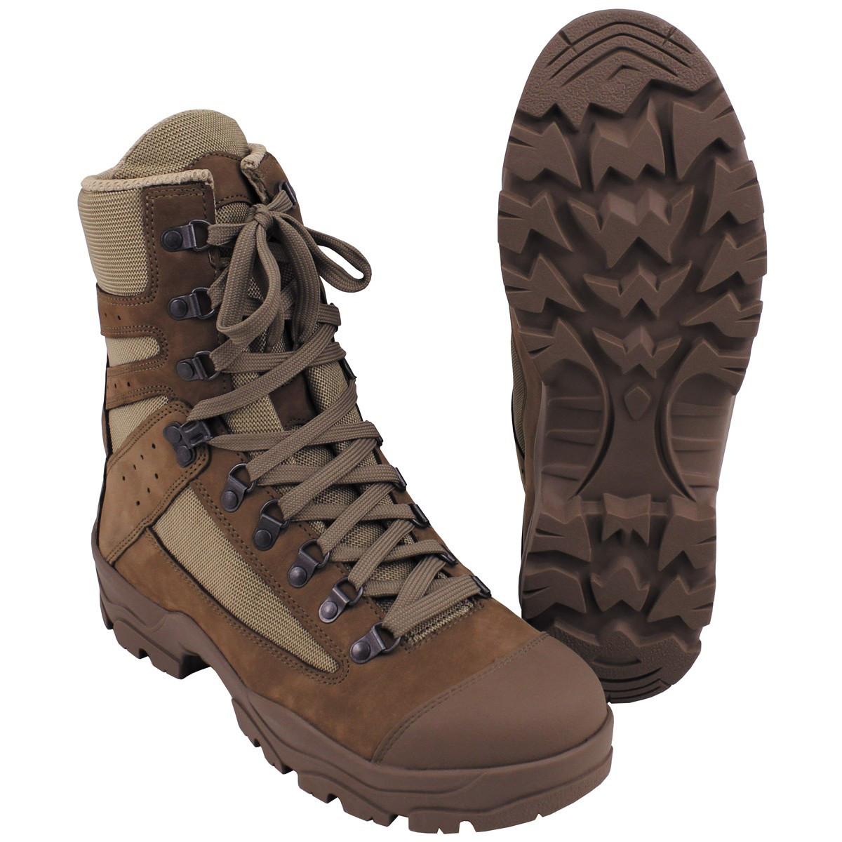 Ботинки Meindl Combat Warm Weather 618570