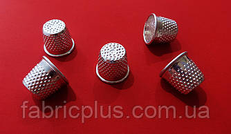 Наперсток  №10  для  ручного шитья, серебро
