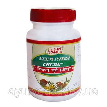 Ним, Neem 100gm - антисептик, очищение печени, крови и кожи