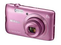 Фотоаппарат Nikon Coolpix A300 Pink