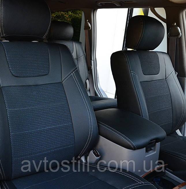Чехлы на сидения Lexus LX570 (2008-2015)