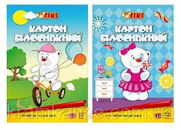 Картон белый TIKI 50904-TK