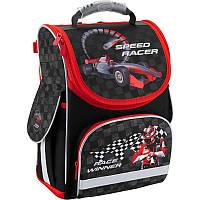 Рюкзак Kite K18-500S-1 каркасный Speed racer