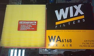 Фильтр воздушный ВАЗ инжектор пр-во WIX WA6168