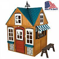Деревянный детский домик Kidkraft Stoneycreek 00402