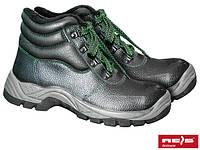 Ботинки зимние кожаные утепленные REIS BRGrenland