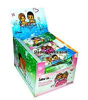 Жевательная конфета Зефир в карамели CRUSH Love Is 24 шт (Китай)