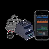 Умный счетчик электроэнергии c WiFi D101-2, однофазный, расширенная версия