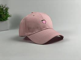 Кепка бейсболка Fresh Fruit персик (розовая)
