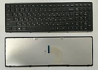 Клавиатура LENOVO Ideapad Z500 P500 с черной рамкой