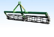 Каток для культиватора на втулках (1,8 м, однорядный, 11 лап)