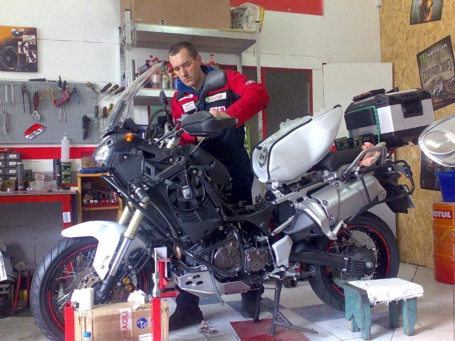 Ремонт мото техники, мотоциклов и квадроциклов   Мотосервис   МотоСТО