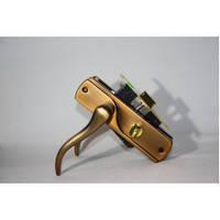 Ручка-защелка  50 мм Hi-LUKE 45M-(BK51-52MCF)