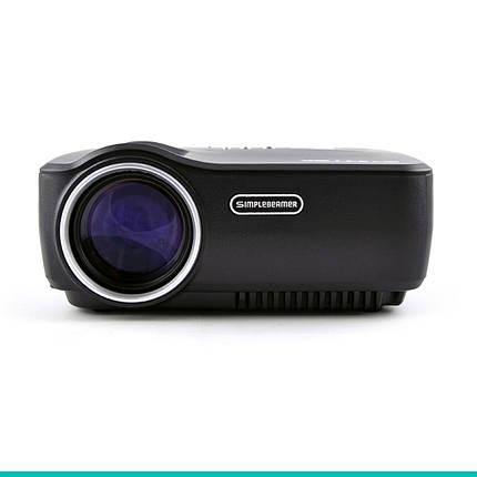 Портативный проектор Led Projector BYINTEK SKY GP70 1, фото 2