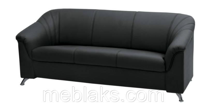 Мягкий диван для бара, ресторана Анабель 3 (ширина 2,05 м)   Udin