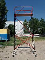Аренда строительной вышки облегченного типа