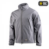 M-TAC КУРТКА SOFT SHELL GRAY, фото 1