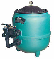 Фильтр для бассейнов песочный Filtrone-L произв-ть 64 м³/ч, фото 1