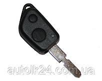 Заготівля ключа для Citroen 2 кнопки лезо NE78
