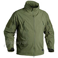 HELIKON-TEX КУРТКА TROOPER SOFT SHELL OLIVE H2210-02, фото 1