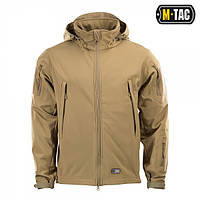 M-TAC КУРТКА SOFT SHELL TAN, фото 1