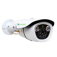IP Wi-Fi камера видеонаблюдения COLARIX CAM-IOF-016p, уличная 1.3Мп POE