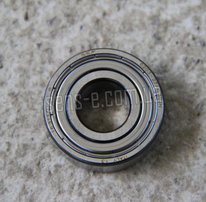 Подшипник SKF 203 ZZ в упаковке Indesit для стиральной машины