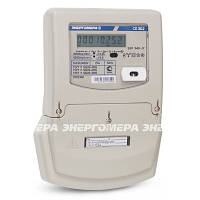 Электросчётчик энергомера ce 302 s33 543 j, трехфазный, на 1 тариф, 2 направления учета, оптический интерфейс