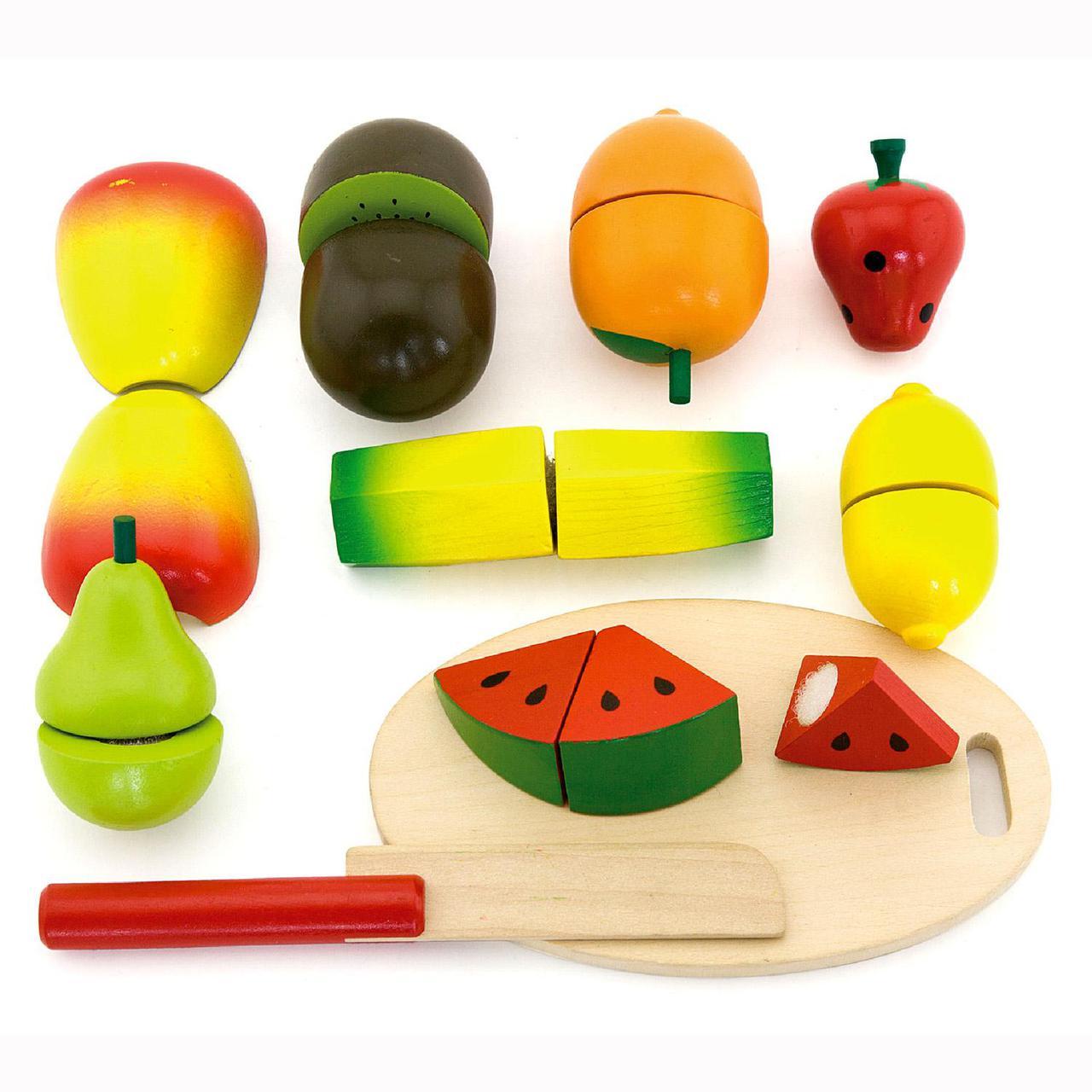 Игровой набор Фрукты Viga toys (56290)