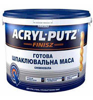 Шпаклевка Acryl-putz готовая в ведрах 1,5 кг