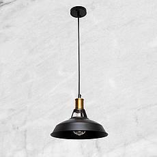 "Подвес ""Loft Retro Industrial"" (52-6857F1-1 BK (310)), фото 2"