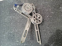 Механизм раскрутки ротора