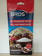 Липкая лента БРОС (BROS) от пищевой моли, 2 шт. в упаковке