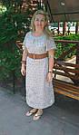Платье , интернет магазин женской одежды , ХЛОПОК,( ПЛ 157), 50,52, одежда для полной молодежи., фото 4