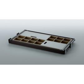 Ящик полуоткрытый 800х500х70 мм, Mocca Командор