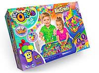 Кинетический песок Масса для лепки Гидрогелевые шарики 3в1 Danko Toys Big Creative Box ORBK-01