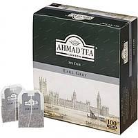 Чай Ахмад Earl Grey ,100 пак.