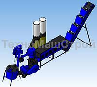 Линия гранулирования MLG-1500 MAX