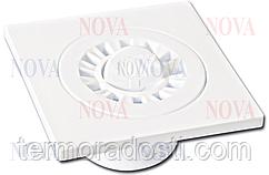 Сантехнический трап Nova 5060N (10х10см, вертикальный выход, D50)