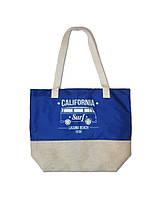 Пляжная сумка летняя Evans California (сумка для пляжа, сумочка, модные  сумки, летние cfb6534308a