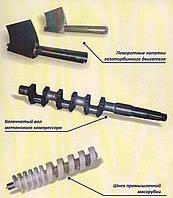 Востановление ,упрочнение лопатки газотурбинного двигателя