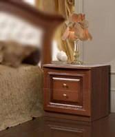 Тумба прикроватная Венера СлонимМебель орех, белый, фото 1