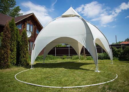 Тент-шатер для выставок цена Украина
