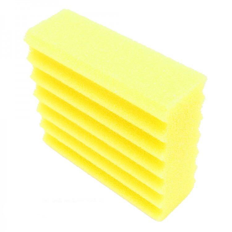 Вкладыш к фильтру SunSun CBF-350 B,C желтый