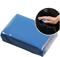 Синяя глина (Cleaner Clay)для чистки авто 100 грамм