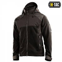 M-TAC КУРТКА NORMAN WINDBLOCK FLEECE BLACK, фото 1