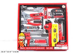 Набір інструментів для хлопчиків