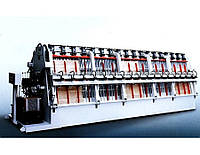 Двусторонний пресс для бруса WINTER Typ MH 2962 х 150