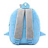 Рюкзак детский плюшевый Акула, фото 3
