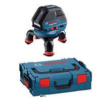 Лазерний нівелір Bosch GLL 3-50 Professional + L-Boxx (0601063801)